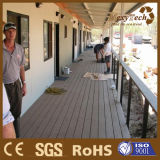 Material de construcción fácil barato moderno al aire libre de la instalación WPC para el pasillo