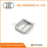 Hardware Cinto Nickel Ring Buckle com material de liga de zinco
