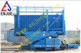 20 футов 40 гидровлического футов Tilter контейнера для сбывания