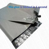 Дешево рециркулированные серые пересылая мешки с сильными уплотнениями