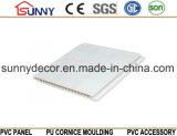 Panneau décoratif matériel imperméable à l'eau de panneau de mur de PVC de plafond de PVC de panneau de PVC d'impression