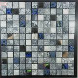 Colorido Cuadrado Forma Cristal De Cristal Mosaico