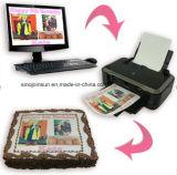 De Nevel die van Inkjet de Eetbare Voor consumptie geschikte Printer van de Inkt afdrukken