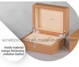 Коробка подарка вахты бумаги MDF высокого качества упаковывая