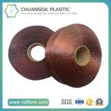 5kg filato colorato FDY della bobina pp per la cinghia di tessitura