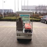공항 사용 전기 소형 구급차