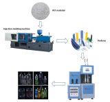 Semi-Автоматическая пластичная машина прессформы дуновения любимчика 2liter для бутылки воды