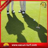 옥외 골프 퍼팅 그린 양탄자 골프 코스 인공적인 골프 잔디 뗏장