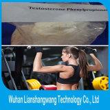 Weiße rohe Muskel-Gewinn-Puder-Prüfung Phenylpropionate CAS 1255-49-8, 99% Wertbestimmung