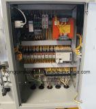 Máquina de estaca hidráulica da folha de metais