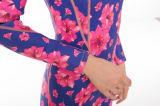 Супер Stretchy Slimming износ Swim печатание неопрена для женщин