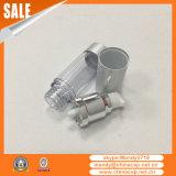 Bottiglia senz'aria di plastica di alluminio dello spruzzatore per la crema della lozione