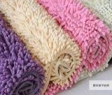 Chenille-Qualitäts-orange Farbe Househod Luxuxfußboden-Teppich