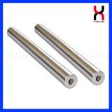 Bastone magnetico del magnete del Rod di gauss 13000 con la maniglia