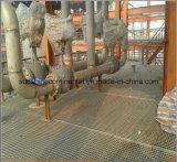 Fabrikanten van de Roosters van de Bevloering van de Loopbrug van de fabriek de Hete Ondergedompelde Gegalvaniseerde