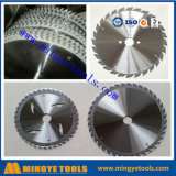 Lâmina de corte circular de alumínio Tct