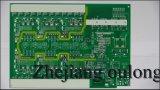 2 Layer PCB Enig mit Schwarz Solder Mask (OLDQ / OWNLONG)