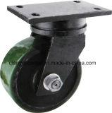 Modelo de América echador resistente menos adicional del eslabón giratorio del pivote central de 8 series, rueda del hierro