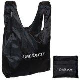 Alto sacchetto di nylon pieghevole impermeabile durevole della borsa del Tote di acquisto di Qualidy