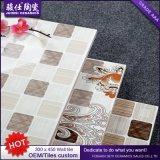 Foshan-wasserdichte keramische glasig-glänzende Wand-Fliese für Wand