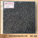 Schwarz-natürliche Steinfliese-und Platte-Granit-Typen der Schönheits-G684