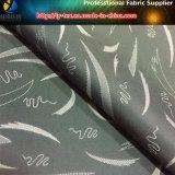 Ткань полиэфира, Twill Taffata с жаккардом для подкладки