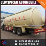 La Chine 8X4 36mt sèchent le véhicule en bloc de camion-citerne de la colle en vrac de camion de la colle