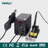 Fournisseur de soudure de station d'air chaud de Yihua 868d