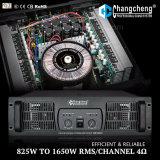 Amplificador de potencia de la clase H de la potencia de la alta calidad de la serie de Hx MEDIADOS DE