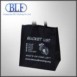 로고에 의하여 인쇄되는 백색 비 길쌈된 부대 (BLF-NW236)