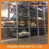 Mutrade stationnant la machine multiniveaux de case de véhicule de stationnement mécanique