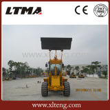 Carregador pequeno chinês do carregador Zl20 2t da roda com melhor preço