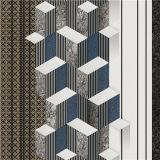 Planície autoadesiva do papel de parede 3D da fábrica do papel de parede de China