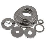 Fournisseur plat de rondelle ordinaire de garnitures d'acier inoxydable de Chine ASME/ANSI B 18.22.1