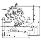 Valvola di regolazione elettronica di J145X (ACV)