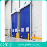 Дверь Штарки Завальцовки Воздуха Плотно Высокоскоростная для Фабрики Еды
