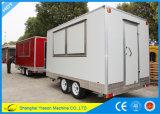 Автомобиль быстро-приготовленное питания Van доставки с обслуживанием высокого качества Ys-Fv390b