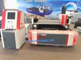 cortador del laser de la fibra 1500W mejor que la cortadora del plasma