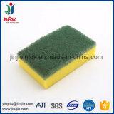 (YF-SP25) Скруббер губки чистки кухни Nylon