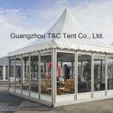 Neues Aluminium 2017 Kurbelgehäuse-Belüftunggazebo-Pagode-Zelt für Ereignis-Hochzeitsfest
