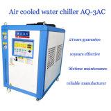 Refrigeratore di acqua industriale raffreddato aria di fabbricazione 2017