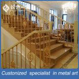 Manija de la escalera / Raing de la escalera del acero inoxidable de la fabricación de la fábrica