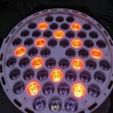 La IGUALDAD de las decoraciones 54PCS*1W LED de la fiesta de Navidad puede encenderse