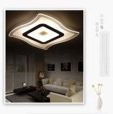 2017 luces de techo simples del acrílico LED
