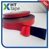 Schwarzes anhaftendes doppeltes mit Seiten versehenes Vhb Schaumgummi-acrylsauerband