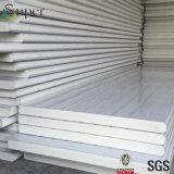 El alto panel de emparedado aislado de la PU para la pared de la azotea