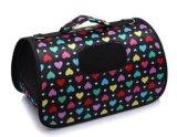 犬及び猫(KD0007)のための熱い販売ペットオックスフォードファブリック買物袋