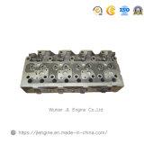 culasse 4D95 6204131100 pour des pièces de moteur diesel d'excavatrice