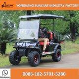 Carrello di golf a pile delle 2+2 sedi dalla Cina da vendere, modello di Ezgo del carrello di golf fatto in Cina