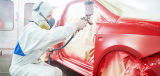 Pintura de aerosol resistente química movible del coche para DIY Paiting